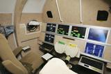 Kliper Spacecraft Interior Photo by Ria Novosti