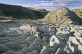 Badlands Photographic Print by David Nunuk
