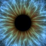 Eye, Iris Lámina fotográfica por  PASIEKA