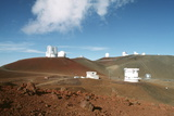 Mauna Kea Telescopes Prints by Magrath Photography