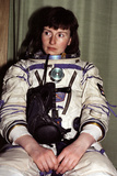 Helen Sharman, British Astronaut Prints by Ria Novosti
