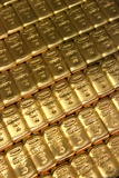 Russian Gold Bullion Photo by Ria Novosti