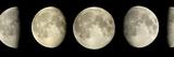 Phases de la lune Reproduction photographique par Pekka Parviainen