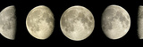 Phases of the Moon Photographic Print by Pekka Parviainen