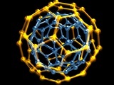 Nested Fullerene Molecules Photographie par  PASIEKA