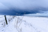 Winter Storm Clouds Prints by Duncan Shaw