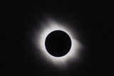 Total Solar Eclipse, Outer Corona Photographic Print by John Sanford