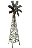 Windmill Photographic Print by Friedrich Saurer