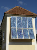 Domestic Solar Panel Photographic Print by Friedrich Saurer