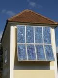 Domestic Solar Panel Photographic Print by Friedrich Saurer