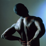 Back Pain Photographic Print by Damien Lovegrove