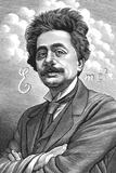 Albert Einstein, Physicist Photo by Bill Sanderson