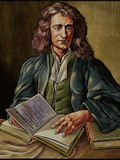 Isaac Newton Photographic Print by Bill Sanderson