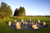 Cullerlie Stone Circle Photographic Print by Duncan Shaw