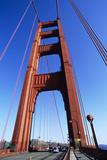 Golden Gate Bridge Photographic Print by Alan Sirulnikoff