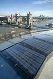 Solar Panels on City Hall, London, UK Prints by Paul Rapson