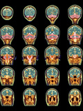 Healthy Brain, MRI Scans Photographic Print by Science Photo Library
