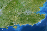 South-East England Prints by  PLANETOBSERVER