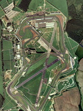 Silverstone Race Track, Aerial Image Posters by Getmapping Plc