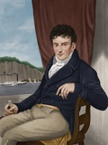 Robert Fulton, American Engineer Photographic Print by Maria Platt-Evans