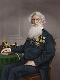 Samuel Morse, American Inventor Photographic Print by Maria Platt-Evans