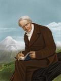 Alexander Von Humboldt, German Naturalist Photographic Print by Maria Platt-Evans