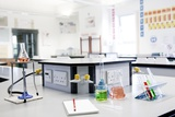 Science Classroom Photographic Print by Science Photo Library