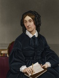 Mary Somerville, British Mathematician Posters by Maria Platt-Evans