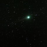 Comet Lulin Photographic Print by John Sanford
