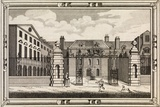 Guy's Hospital, 18th Century Poster by Middle Temple Library