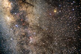 The Milky Way In the Constellation of Scorpius Photographic Print by John Sanford