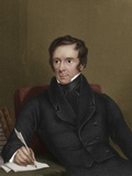 Benjamin Collins Brodie, English Chemist Photo by Maria Platt-Evans