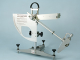 Skid Tester for Car Tyre Tests Photographic Print by Paul Rapson