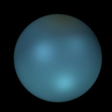 Uranus Photographic Print by Friedrich Saurer
