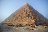 Pyramid At Giza During the Day, Egypt Photographic Print by Damien Lovegrove