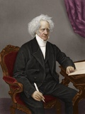 John Herschel, British Astronomer Photographic Print by Maria Platt-Evans