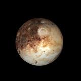Pluto Photographic Print by Friedrich Saurer