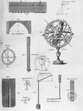 Various Scientific Objects, 19th Century Photographic Print by Middle Temple Library