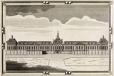 Bethlem Hospital, 18th Century Prints by Middle Temple Library
