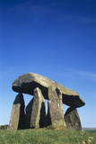Standing Stones Photographic Print by Duncan Shaw