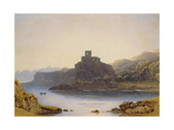 Norham Castle Giclee Print by George Fennel Robson