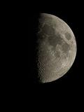 Waxing Half Moon Print by Eckhard Slawik