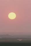 Sunset Photographic Print by Alan Sirulnikoff