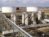 Chemical Plant Storage Tanks Prints by Paul Rapson