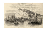 Alicante, Spain, from 'spanish Pictures' by Reverend Samuel Manning, Published in 1870 Giclee Print