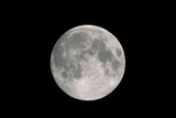 Full Moon Seen From Earth Photographic Print by John Sanford