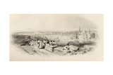 Cairo and the Valley of the Nile, Egypt Giclee Print by Edward Paxman Brandard