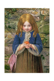 The Orange Girl, 1857 Giclee Print by John Dawson Watson