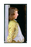 Portrait of Dorothy Barnard, 1889 Giclee Print by John Singer Sargent