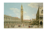 Piazza Di San Marco Giclee Print by Antonio Canaletto
